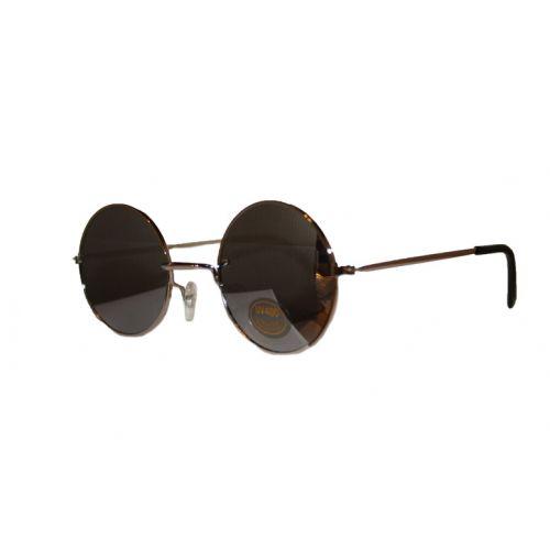 Gabber bril spiegelglas | donker