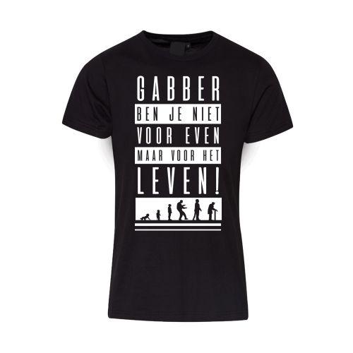 Hard-Wear originals Hardcore t-shirt | gabber voor het leven!