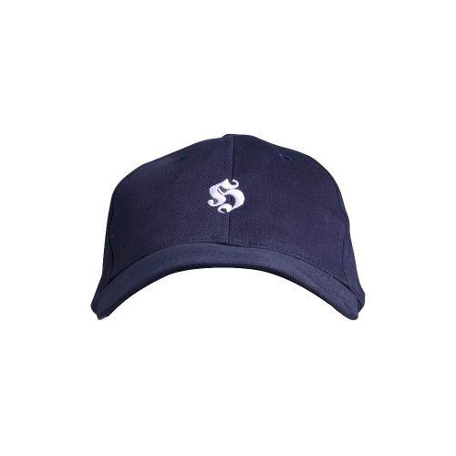 Hooligan pet basic geborduurd logo | navy blauw