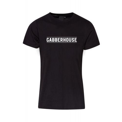 Hard-Wear T-Shirt Gabberhouse | zwart